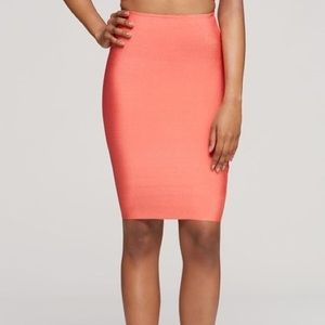 wow couture bandage skirt small